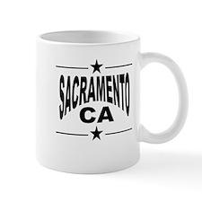 Sacramento CA Mugs