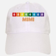 Lesbian Mimi Baseball Baseball Cap