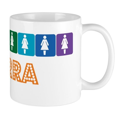 Lesbian Cierra Mug