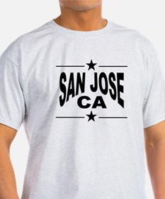 San Jose CA T-Shirt
