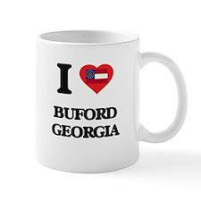 I love Buford Georgia Mugs