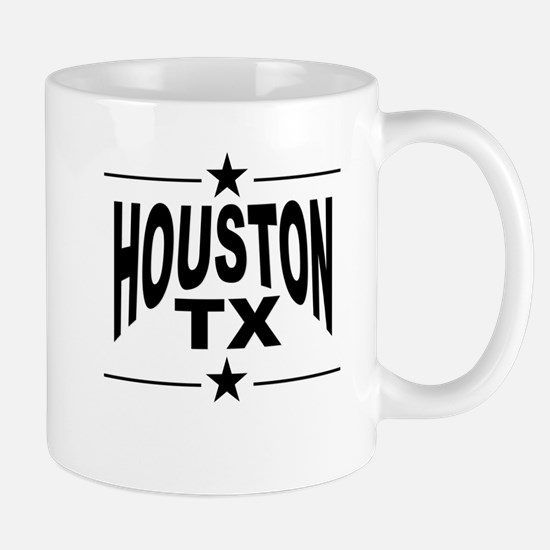 Houston TX Mugs