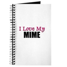 I Love My MIME Journal