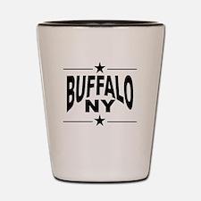 Buffalo NY Shot Glass