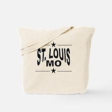 St. Louis MO Tote Bag
