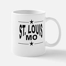St. Louis MO Mugs