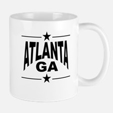 Atlanta GA Mugs