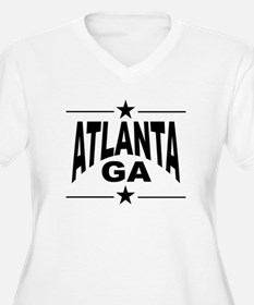 Atlanta GA Plus Size T-Shirt