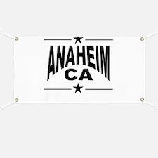 Anaheim CA Banner