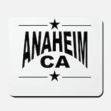 Anaheim CA Mousepad