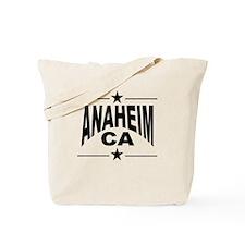 Anaheim CA Tote Bag