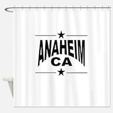 Anaheim CA Shower Curtain