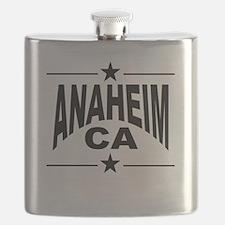 Anaheim CA Flask