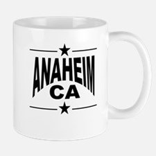 Anaheim CA Mugs