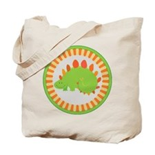 Dinosaur Lover Cute Tote Bag