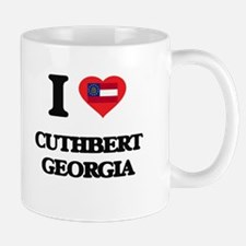 I love Cuthbert Georgia Mugs