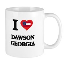 I love Dawson Georgia Mugs