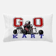 Kids Go Kart Racing Pillow Case