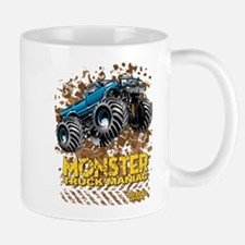 Monster Truck Maniac Mugs