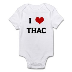 I Love THAC Infant Bodysuit