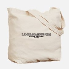 Rainbow Lambda Tote Bag