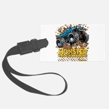 Monster Truck Maniac Luggage Tag