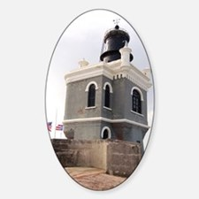 El Morro Lighthouse Decal