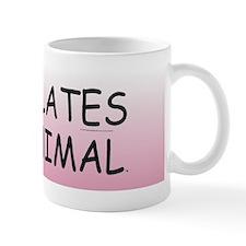 Pilates Animal Mug