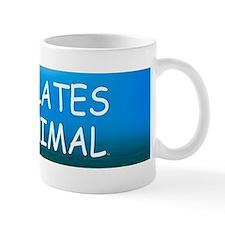 TOP Pilates Animal Mug