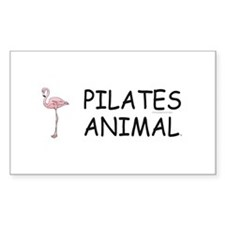 Pilates Animal Decal