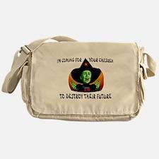 HILLARY'S COMING Messenger Bag
