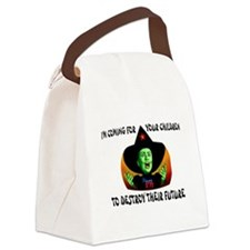 HILLARY'S COMING Canvas Lunch Bag