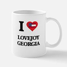 I love Lovejoy Georgia Mugs