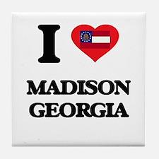 I love Madison Georgia Tile Coaster