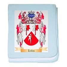 Lillis baby blanket