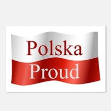 Polish Pride Postcards (Package of 8)