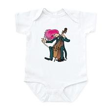 Mad Cellist Cello Infant Bodysuit