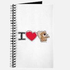 I Love Beaver Journal