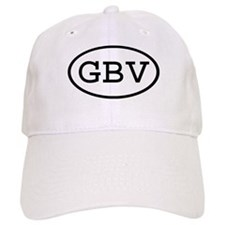 GBV Oval Baseball Cap