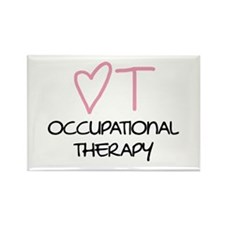 Occupational Therapy - Rectangle Magnet (10 pack)