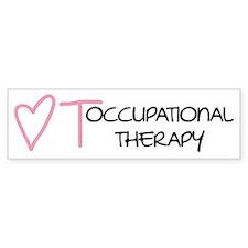 Occupational Therapy - Bumper Bumper Bumper Sticker