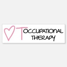 Occupational Therapy - Bumper Bumper Bumper Sticker