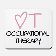 Occupational Therapy - Mousepad