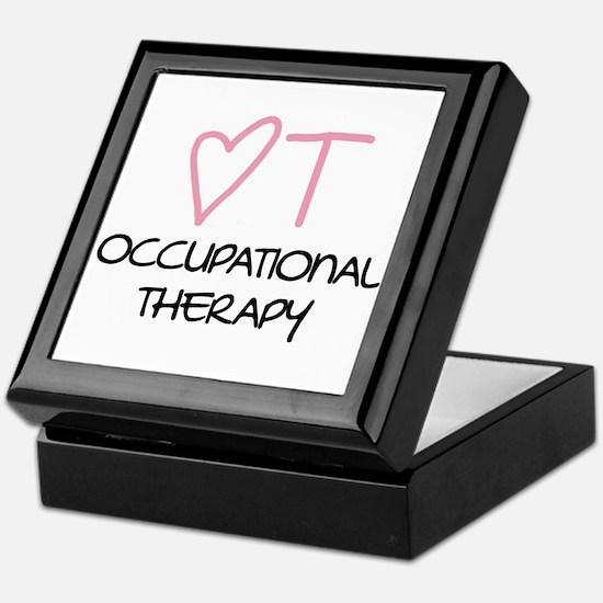 Occupational Therapy - Keepsake Box
