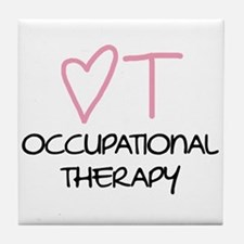 Occupational Therapy - Tile Coaster