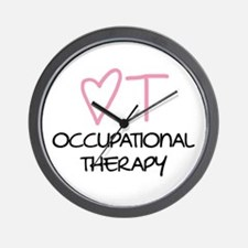 Occupational Therapy - Wall Clock