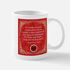 Red Thread Mugs