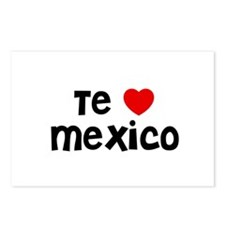 Te * Mexico Postcards (Package of 8)