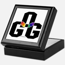 GOG Stacked Keepsake Box
