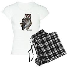 European Scops Owl Pajamas